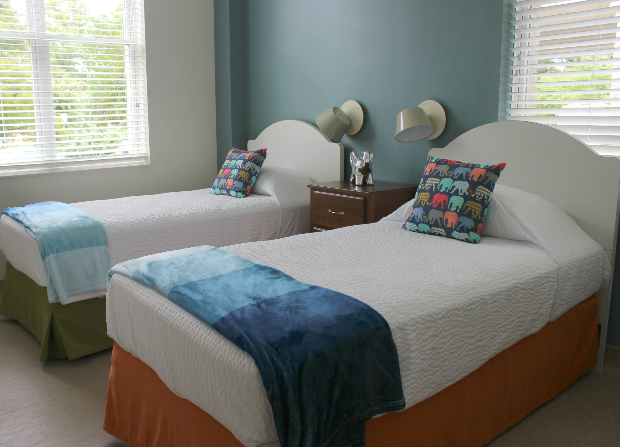 Target House bedroom