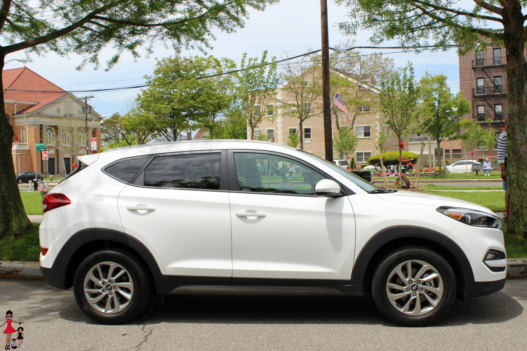 rolling around town in the 2016 hyundai tucson eco rattles heels. Black Bedroom Furniture Sets. Home Design Ideas