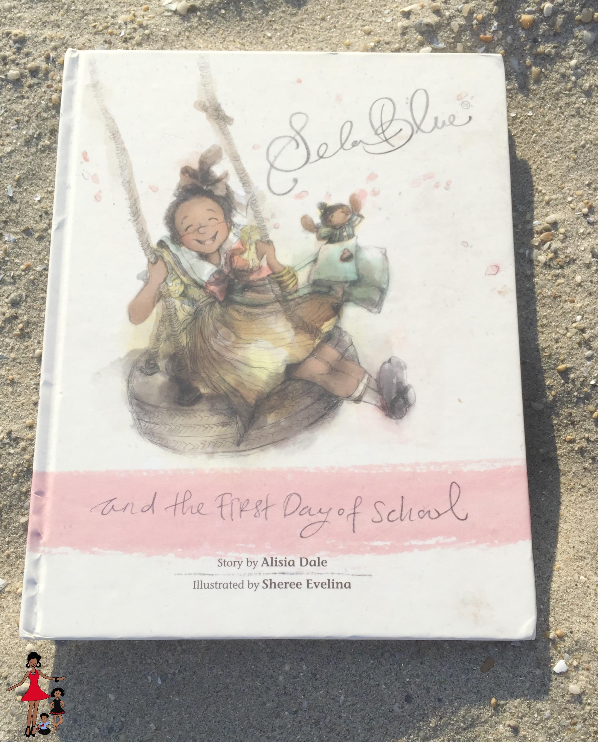 sela-blue-children-book
