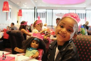An Unforgettable NYC American Girl Birthday Celebration