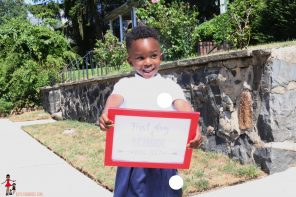 Mama Musings: First Day of School 2016