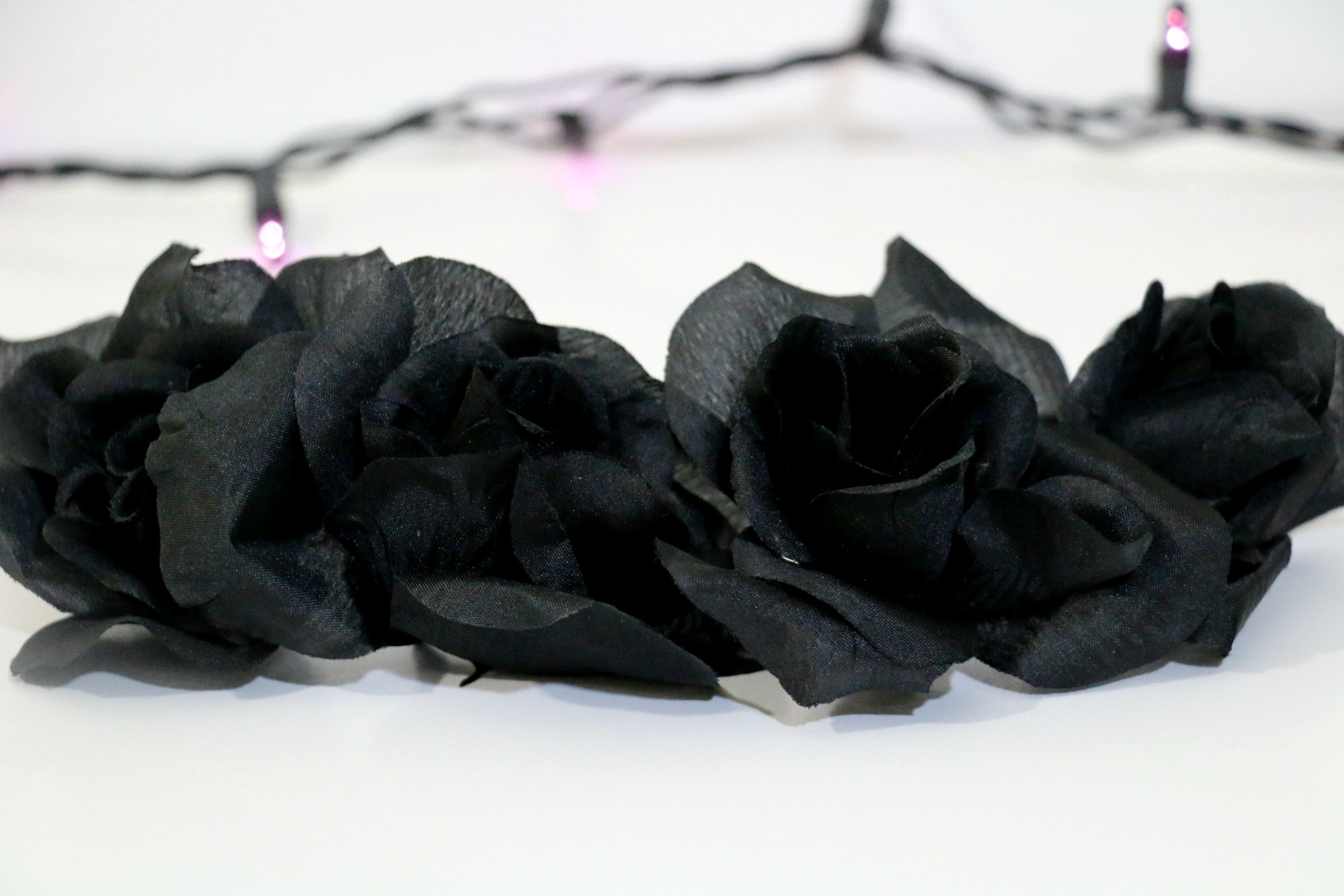 black-roses