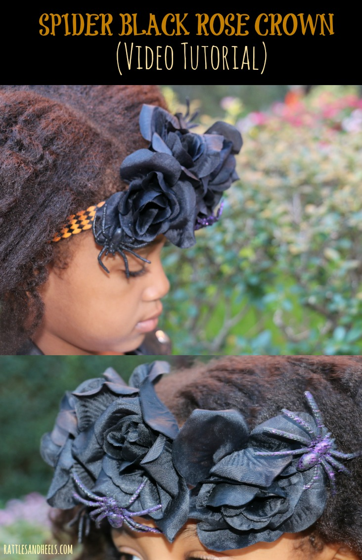 halloween-easy-diy-ideas-spiderblack-rose-crown-jpg