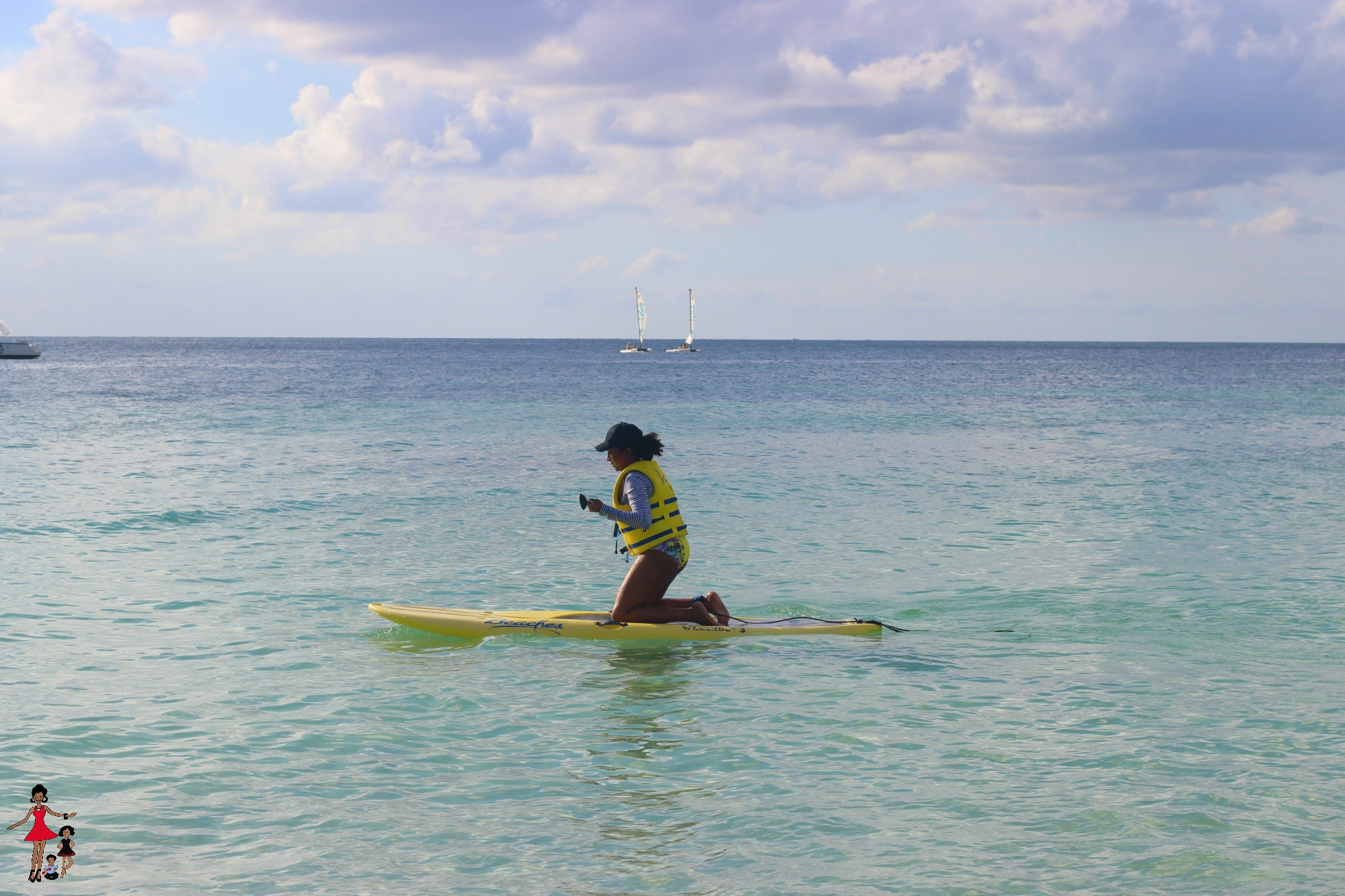 negril-jamaica-paddleboarding