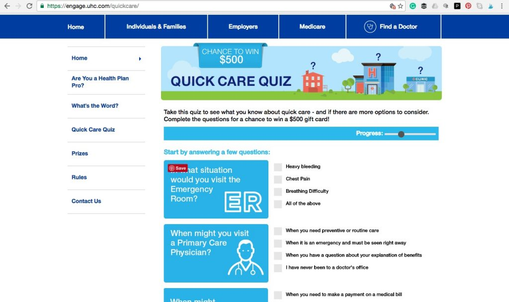 quick-care-quizquick-care-quiz