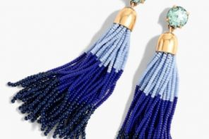 You Will Be The Chicest Mom In These Pretty Tassel Earrings