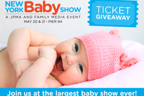 New York Baby Show 2017 Tickets Giveaway