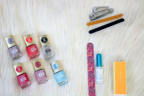 Mother's Day Manicure Party