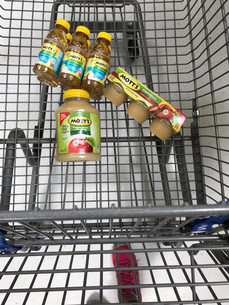 Motts-Walmart