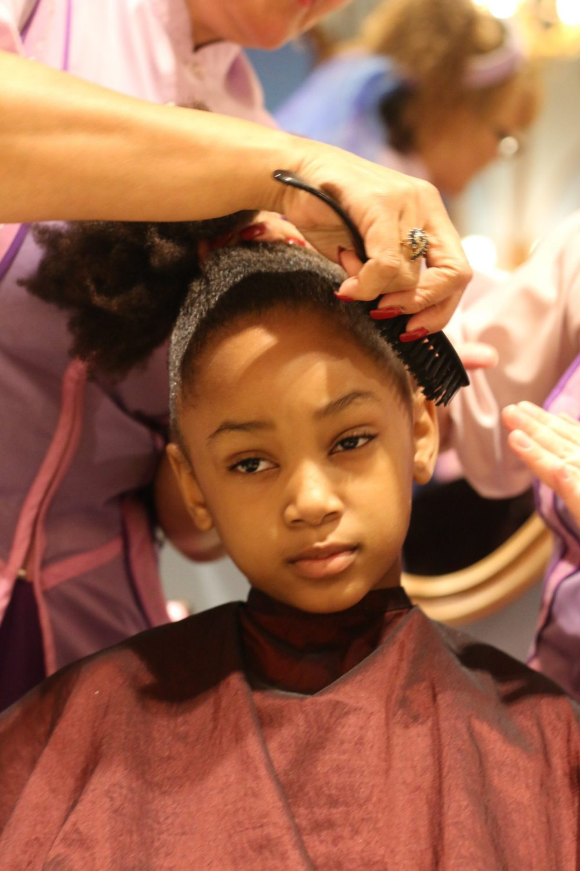 bibbidi bobbed boutique 4c hair