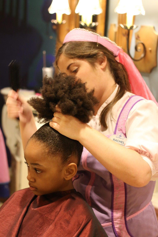 Disney Bibbidi Bobbidi Boutique African American