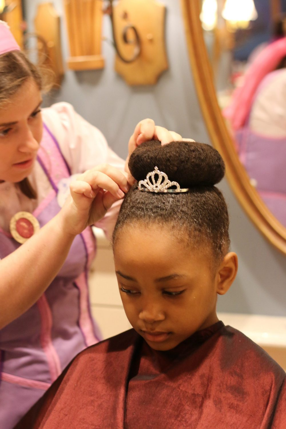 Bibbidi Bobbidi Boutique Natural Hair