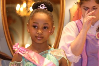 Princess Makeover at Disney Bibbidi Bobbidi Boutique