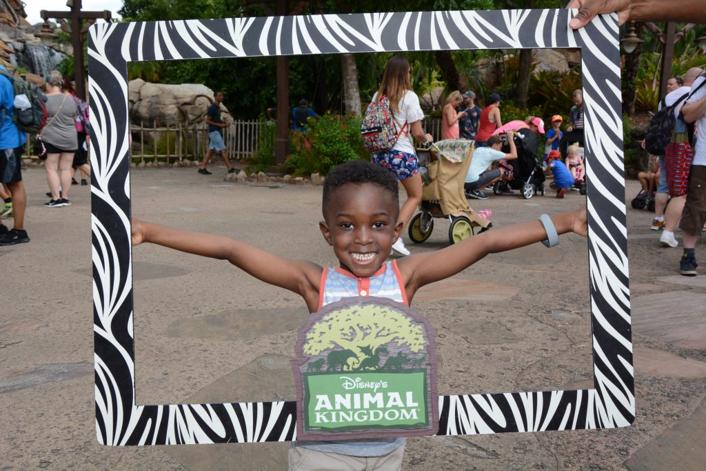 Walt Disney World with preschoolers Animal Kingdom