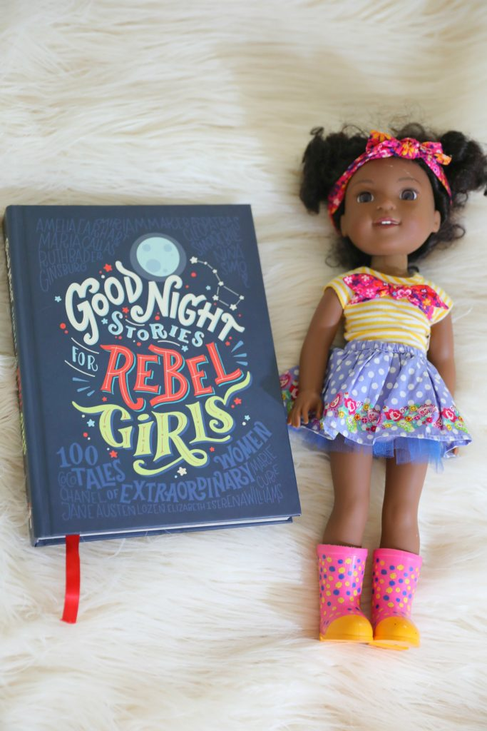 Good Night Stories for Rebel Girls Needs to be on your Daughter's Nightstand