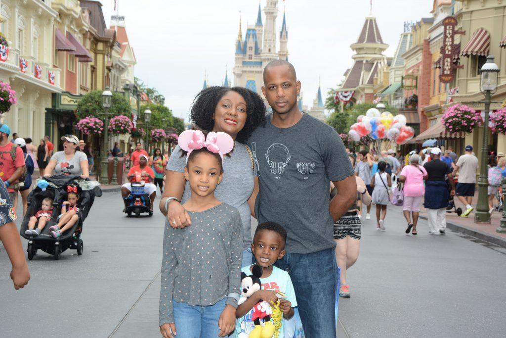 Walt Disney World Press trip