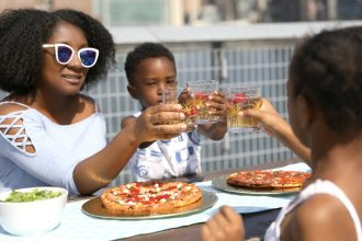 Virtuoso Pizza in the city