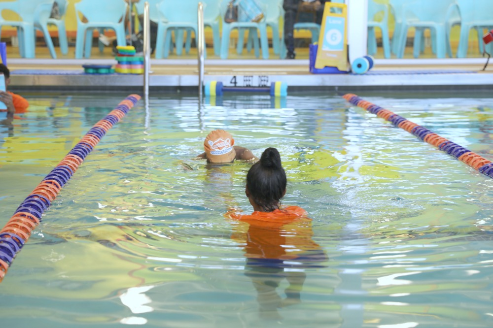 Gift of Swimming Lessons