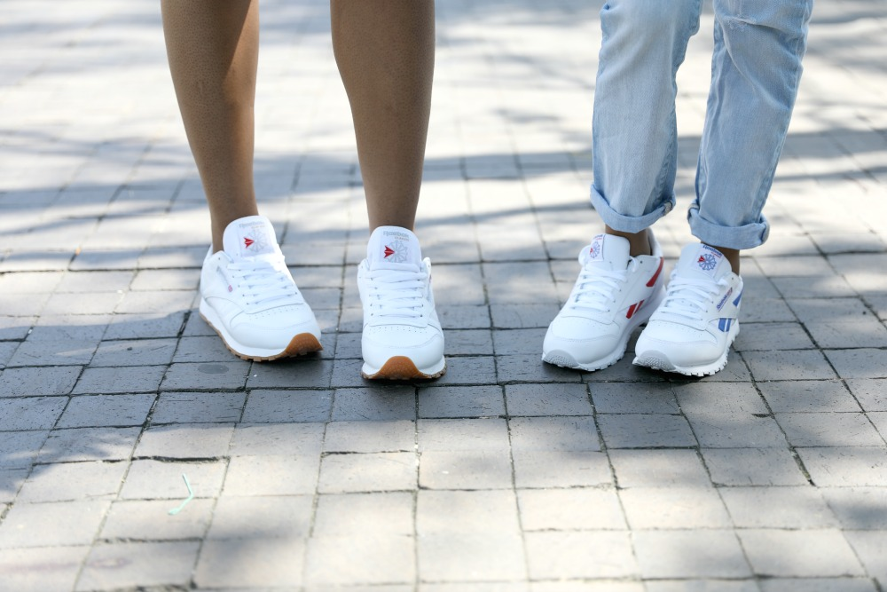 mommy and me reebok classic