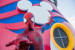 Did You Hear About Disney Cruise Line Marvel Day at Sea?