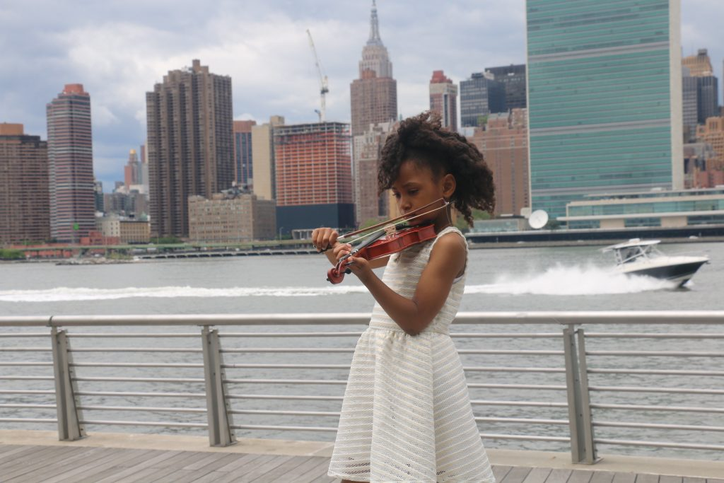 Encouraging Kids Self-Expression Through Music With Violin Lessons