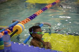 Why it's Important to me That My Kids Learn to Swim