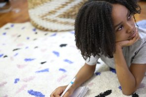 Kid-Friendly Decorating with Washable Rugs