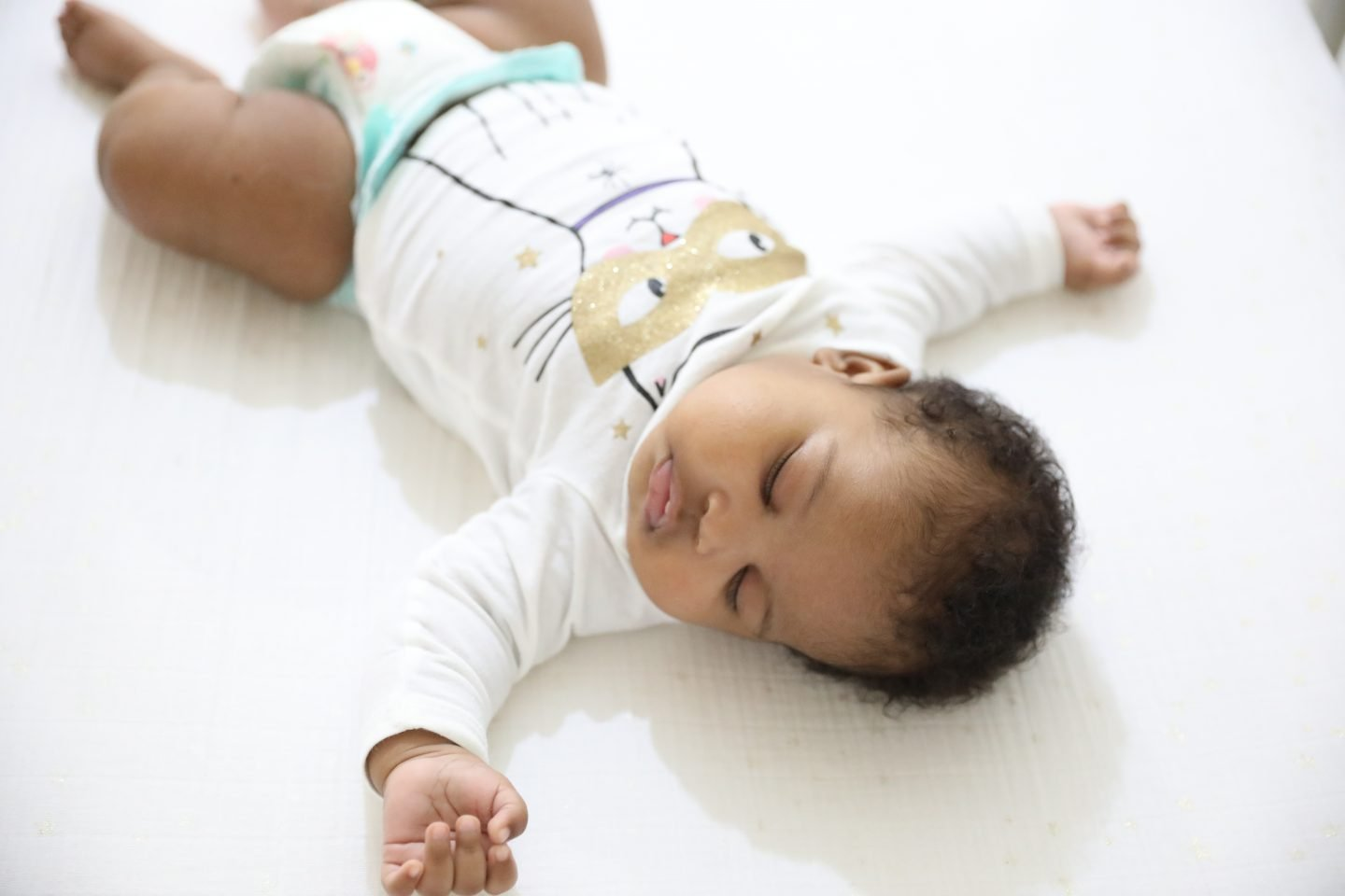 MY BABY'S BEDTIME ROUTINE
