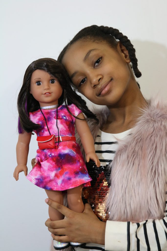 Encouraging STEM Goals with American Girl of the Year Luciana Vega