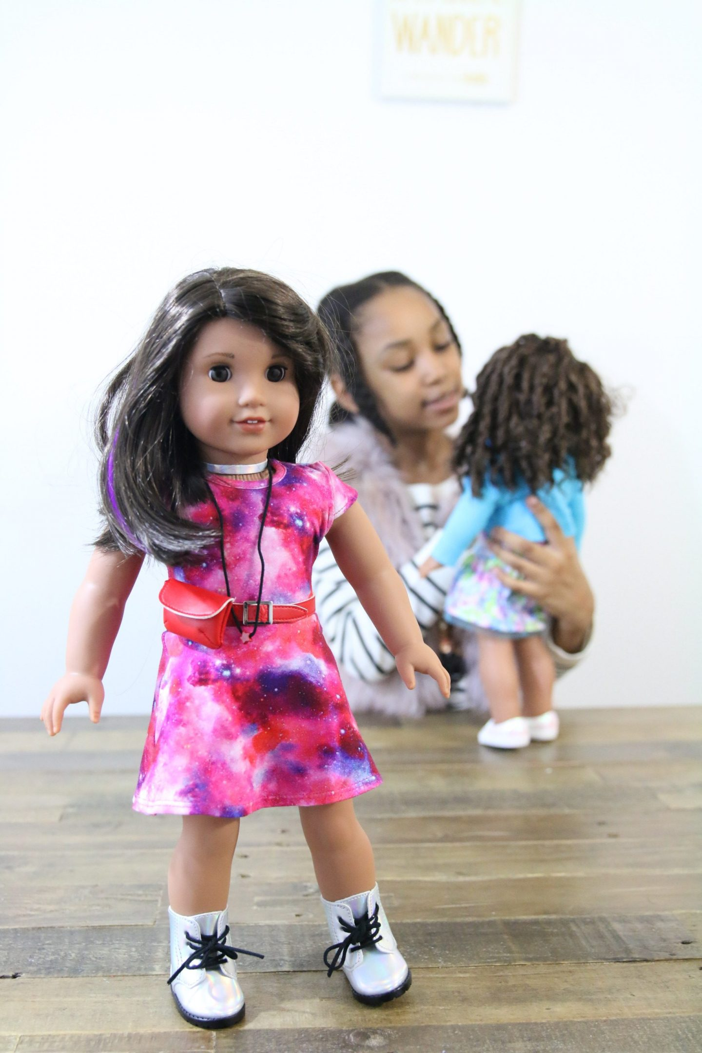 Encouraging STEM Goals with American Girl of the Year, Luciana Vega