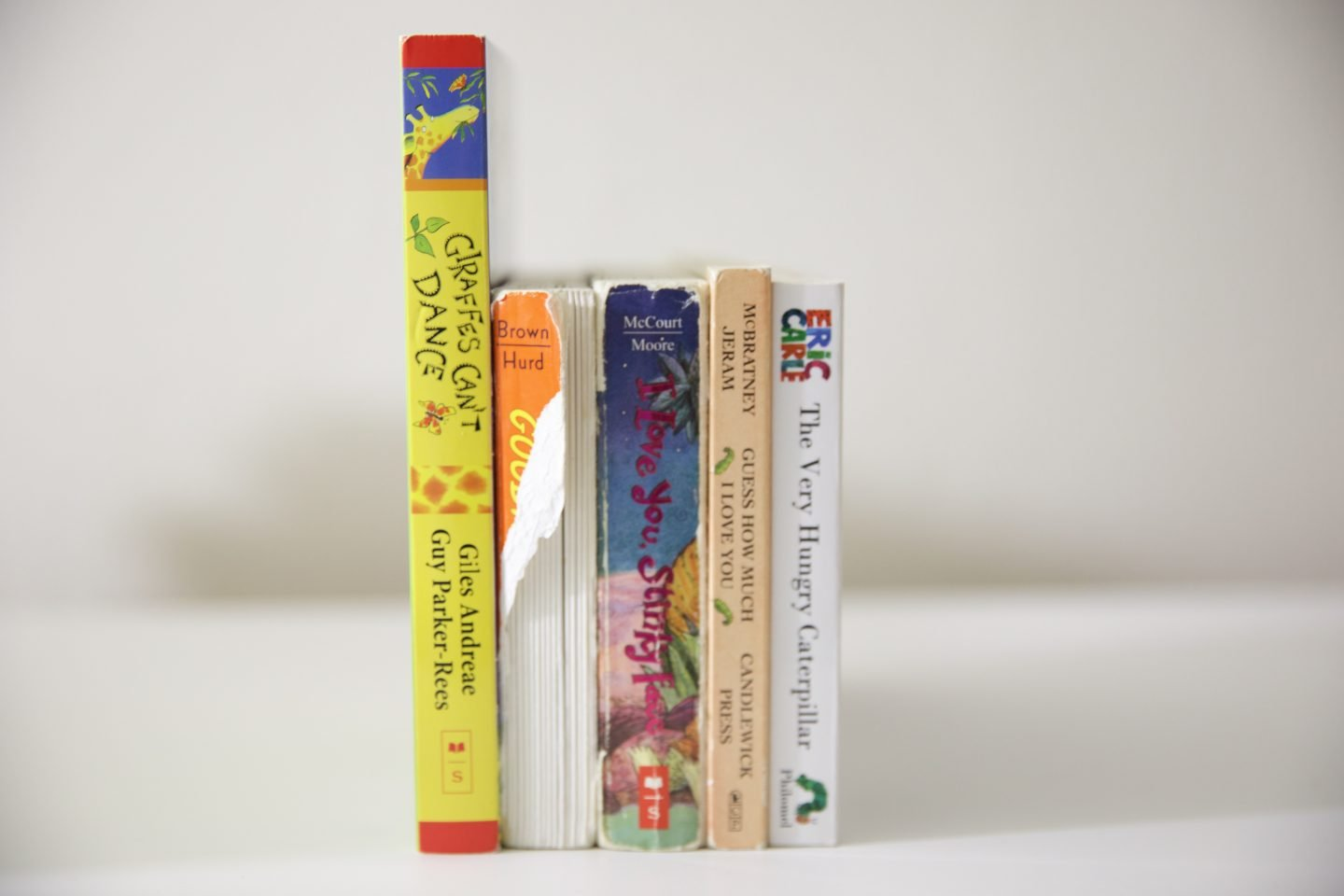 My Favorite Board Books to Read to My Baby