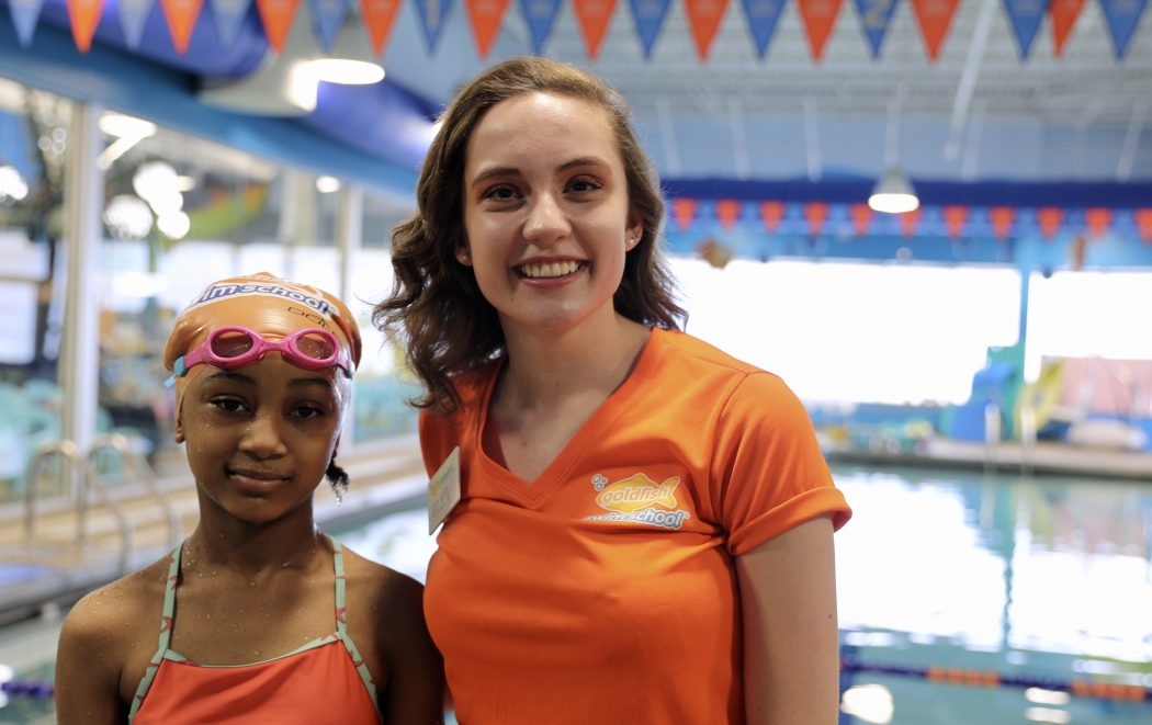 Get To Know A Goldfish Swim School Instructor Rattles