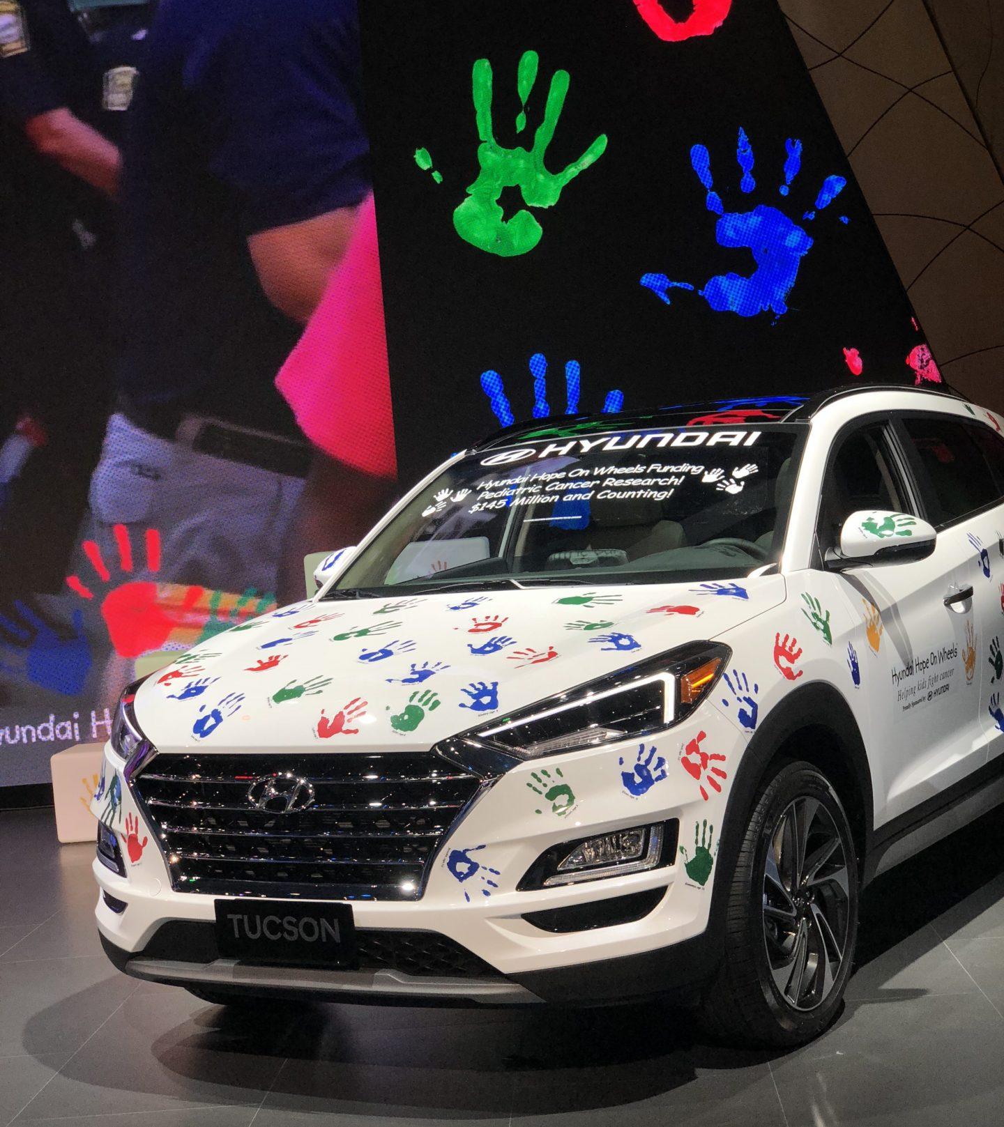 Inspiration to Change the world | Hyundai Hope on Wheels