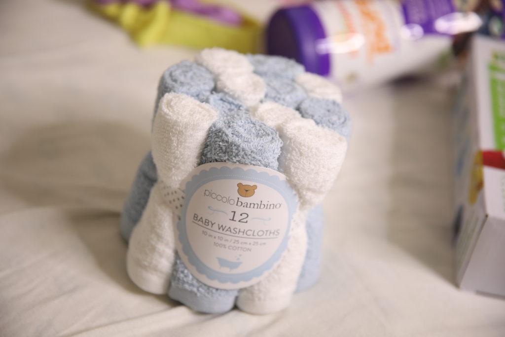 Piccolo Bambino Baby Washcloths
