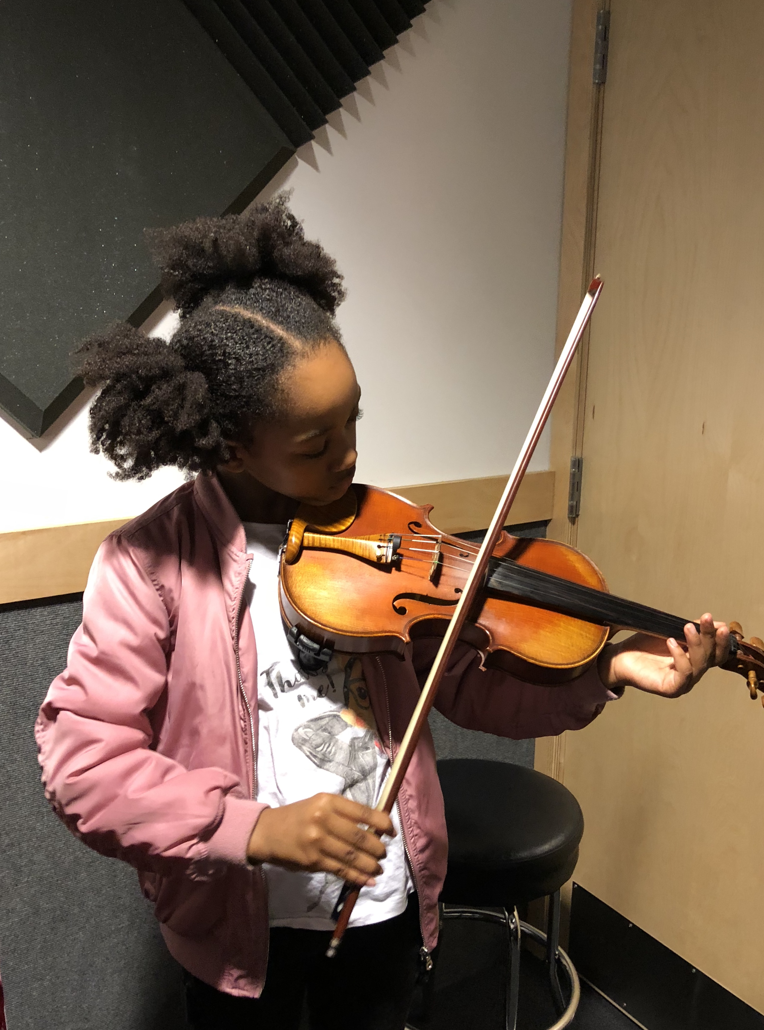 Violin Lessons at Guitar Center