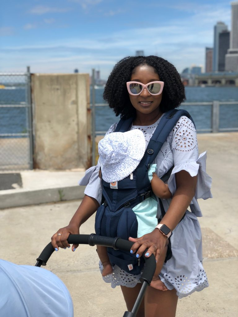 Ergobaby 180 Reversible Stroller For City Moms