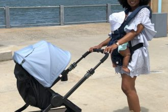 Ergobaby 180 Reversible Stroller For City Moms