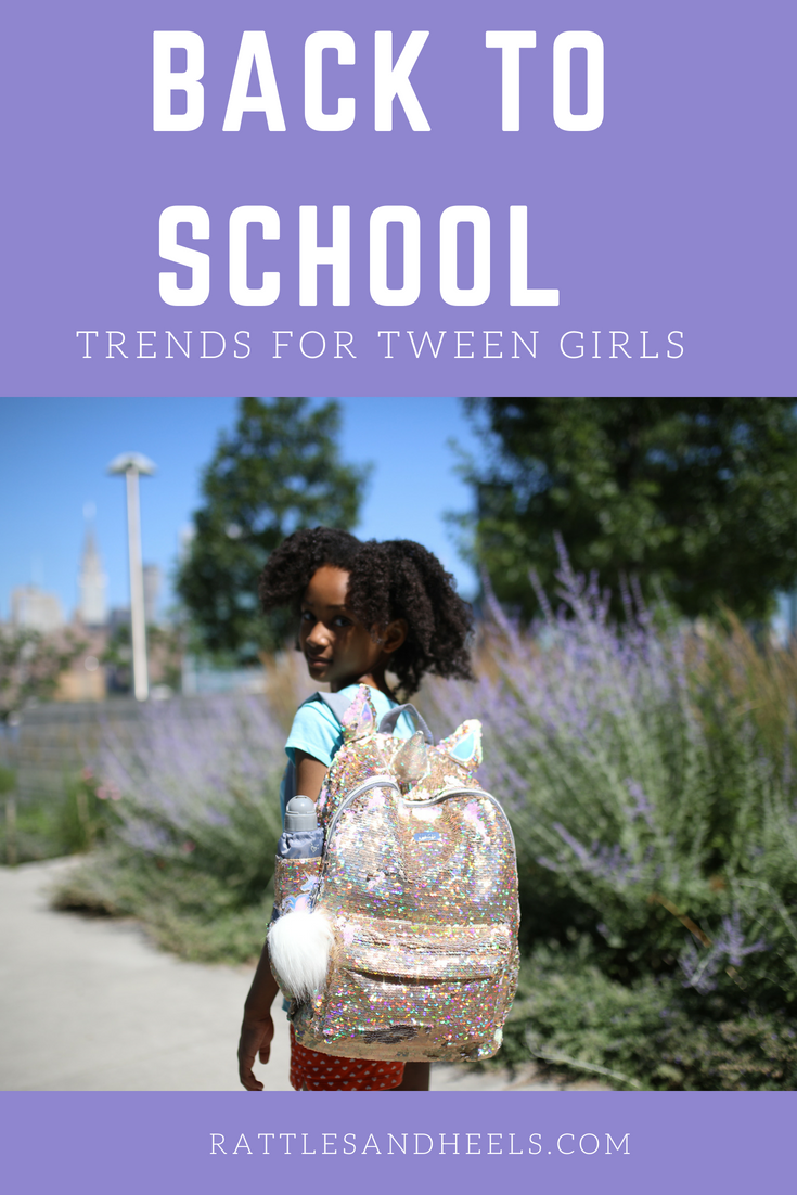 Back to School Trends: Sequin Backpacks & Graphic Tees