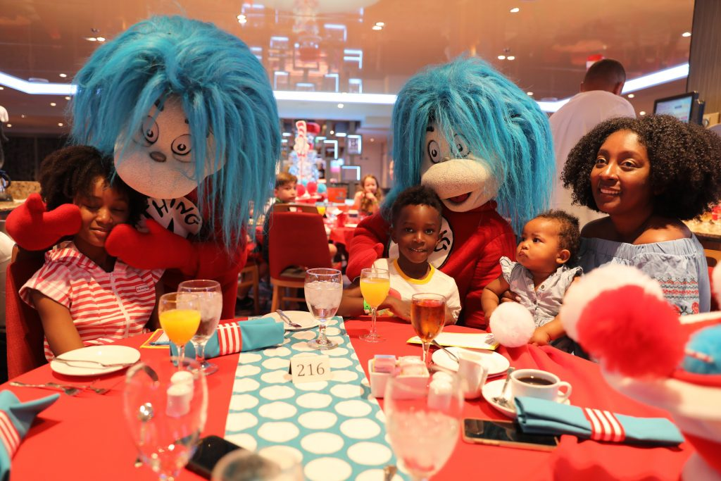 A Kid and Baby Friendly Vacation on Carnival Horizon
