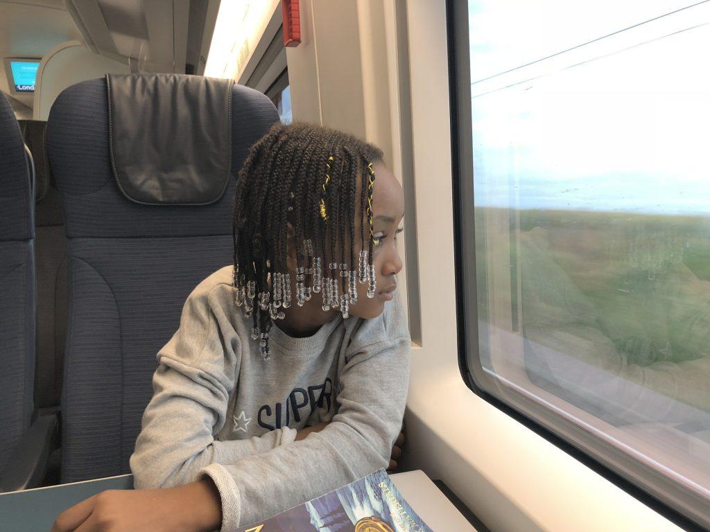 Tips for traveling on Eurostar with children and babies