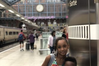 Tips for Traveling on the Eurostar with Children and Babies