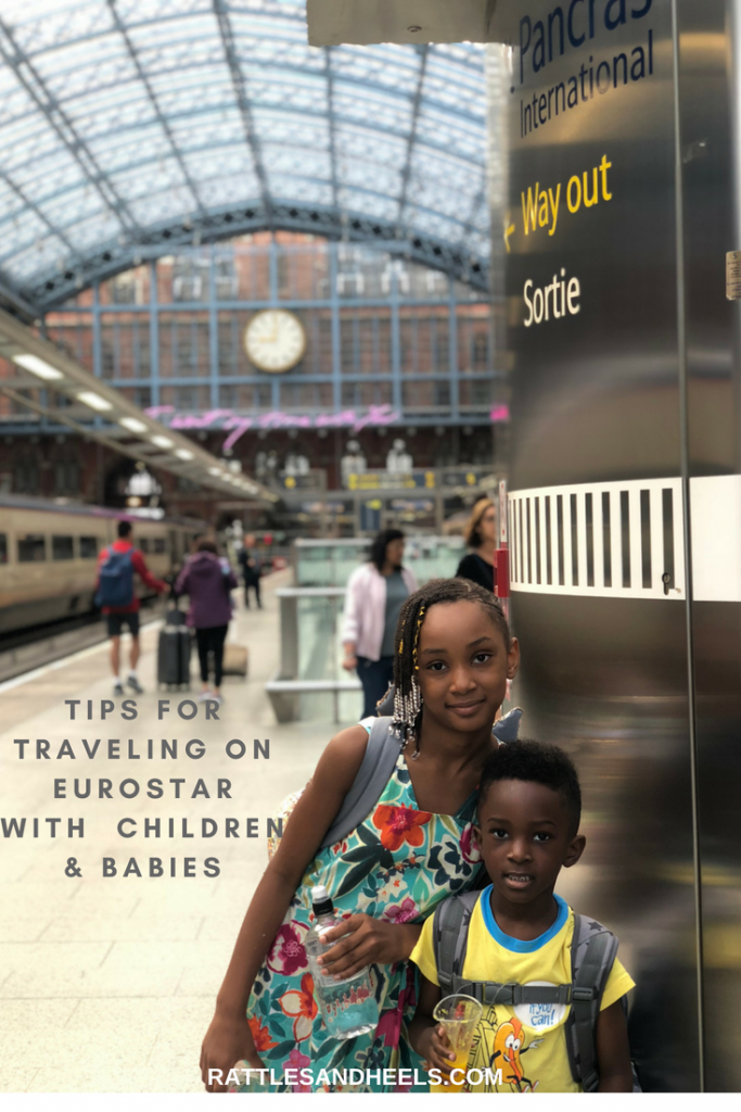 tips for traveling on Eurostar
