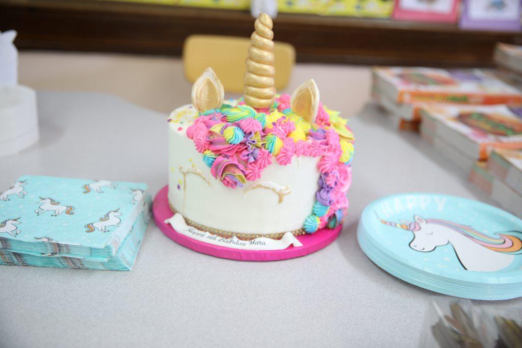 Unicorn Birthday Celebration