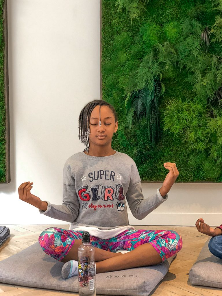 Family Self-Care: Mindfulness Activities for Kids - Rattles