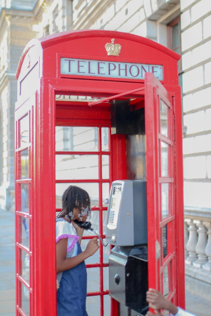 Working Phonebooths in London