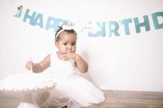 Smash Cake Rattles and Heels Baby Smash Cake Rattles and Heels Baby