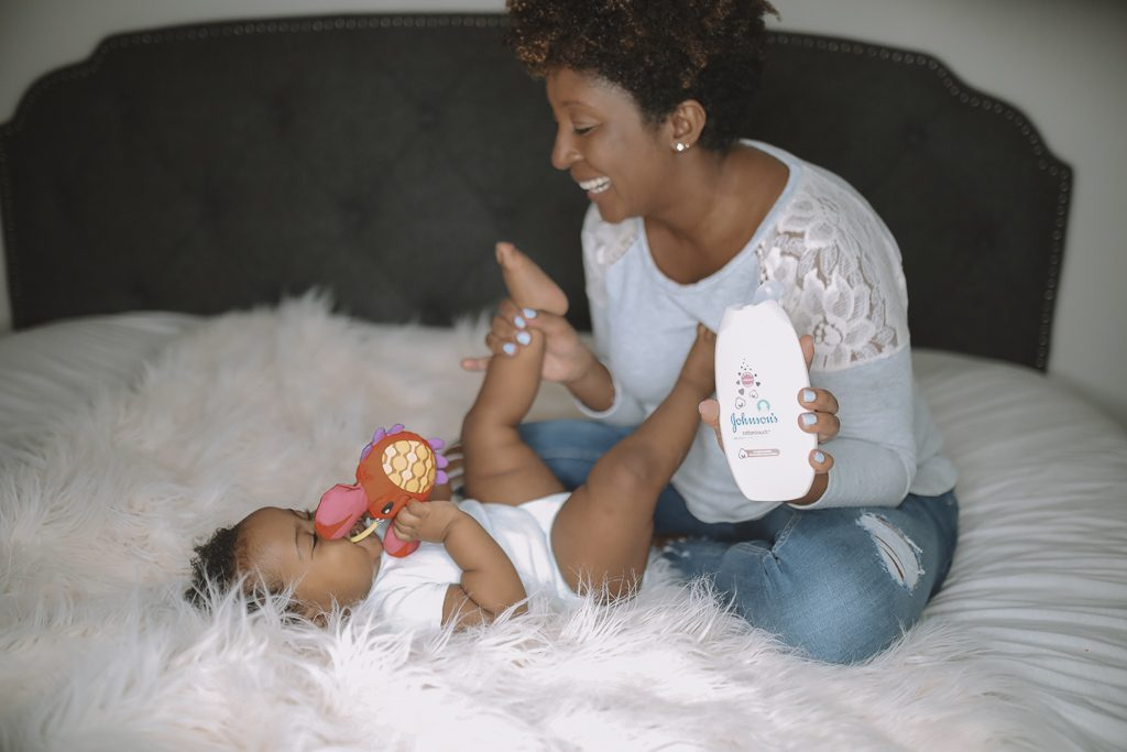 5 WAYS TO CALM A FUSSY BABY