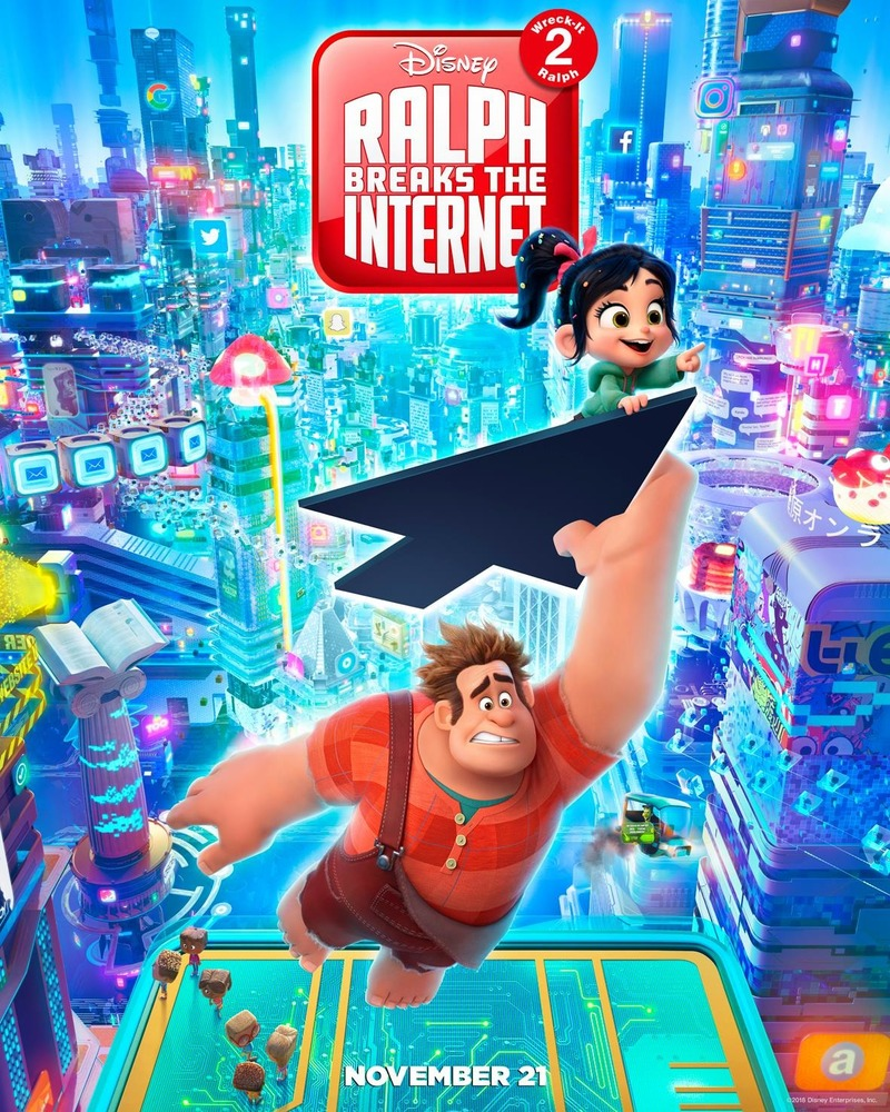 Ralph Breaks the Internet: Wreck-It Ralph 2 | NYC Screening Passes
