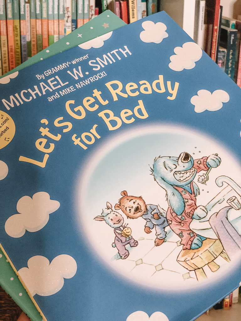 Nurturing Steps Series Books and Lullaby Album Giveaway