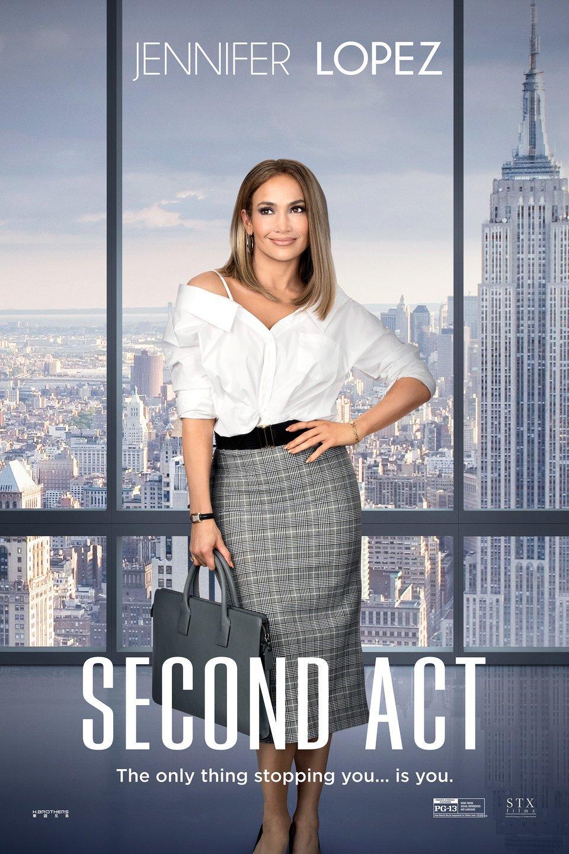 Second Act Advanced Screening